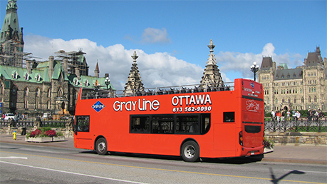 Grayline Tours Ottawa
