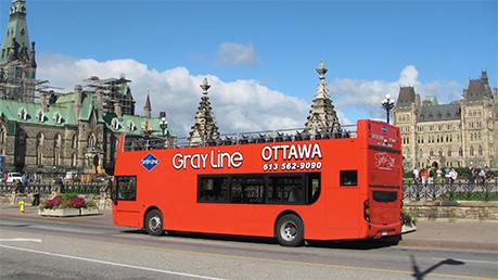 Grayline Tours Ottawa